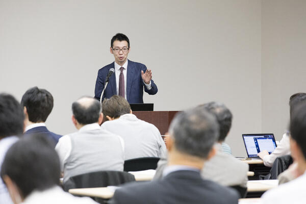 スカイマーク株式会社 西岡 成浩氏